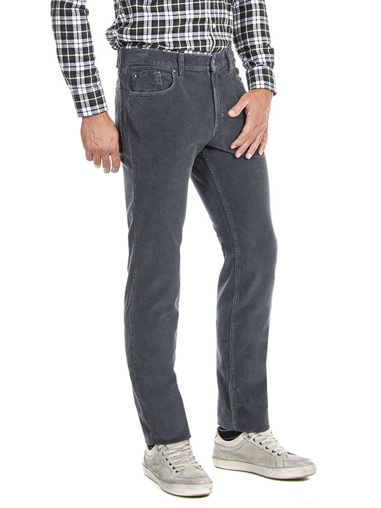 Dettagli su Carrera Jeans Pantalone 700 uomo tinta unita velluto modello dritto