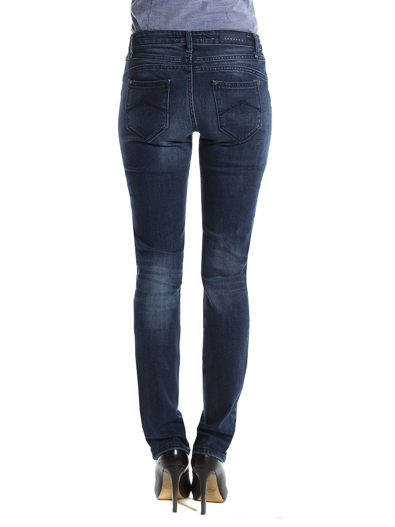 Dettagli su Carrera Jeans Jeans 752 donna look denim vari colori più taglie