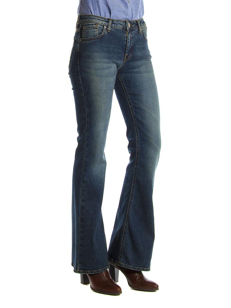 Jeans 752 donna a zampa vari colori pi� taglie Carrera Jeans