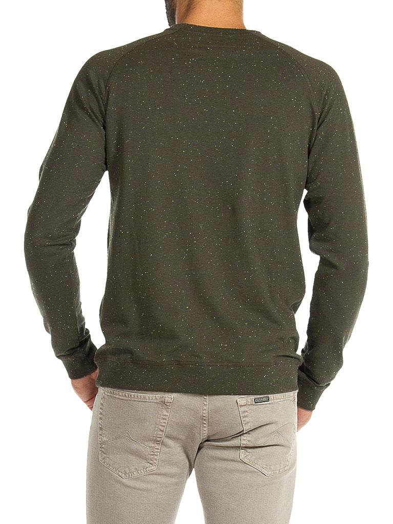 Felpa 805 uomo regular fit manica lunga pi� taglie vari colori Carrera Jeans