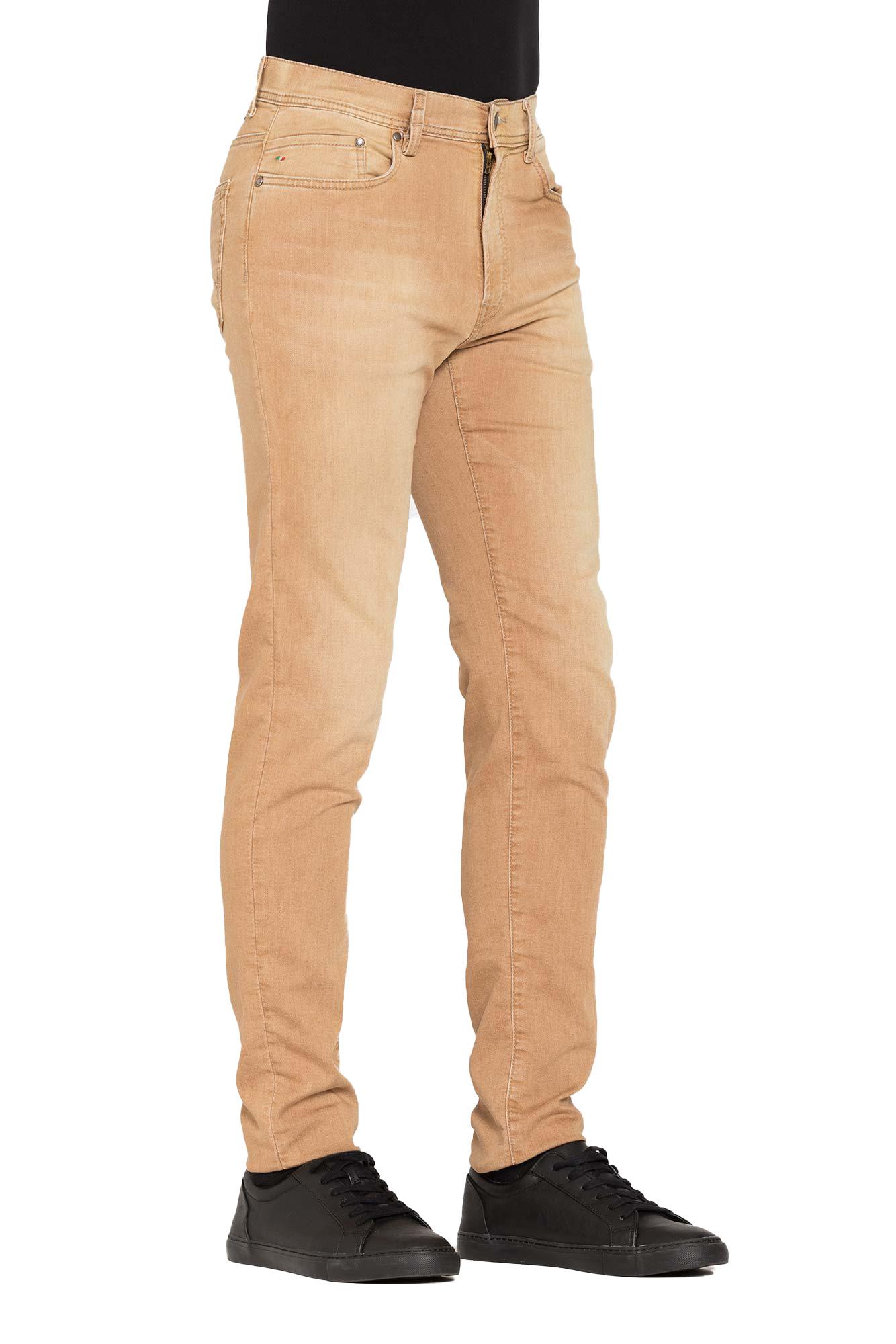 Carrera-Jeans-Jeans-per-uomo-tinta-unita miniatura 3