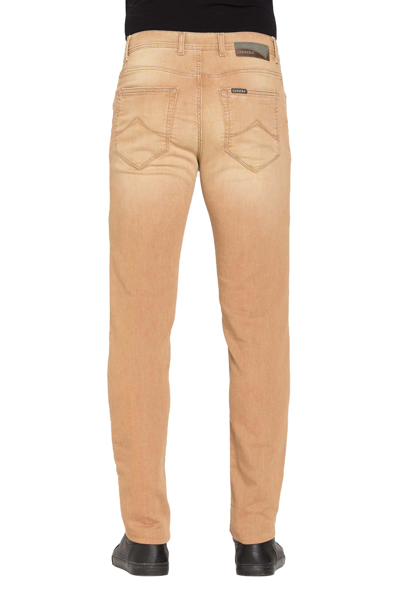 Carrera-Jeans-Jeans-per-uomo-tinta-unita miniatura 4
