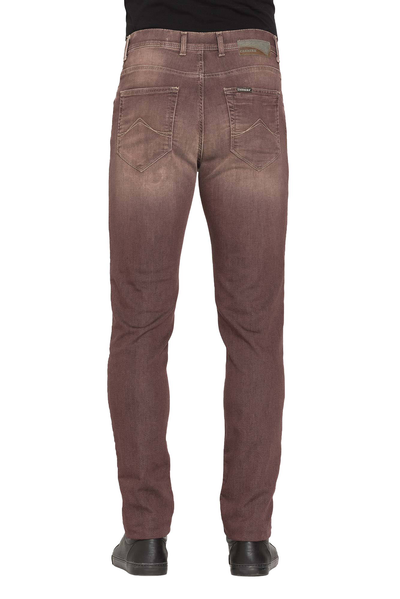 Carrera-Jeans-Jeans-per-uomo-tinta-unita miniatura 7