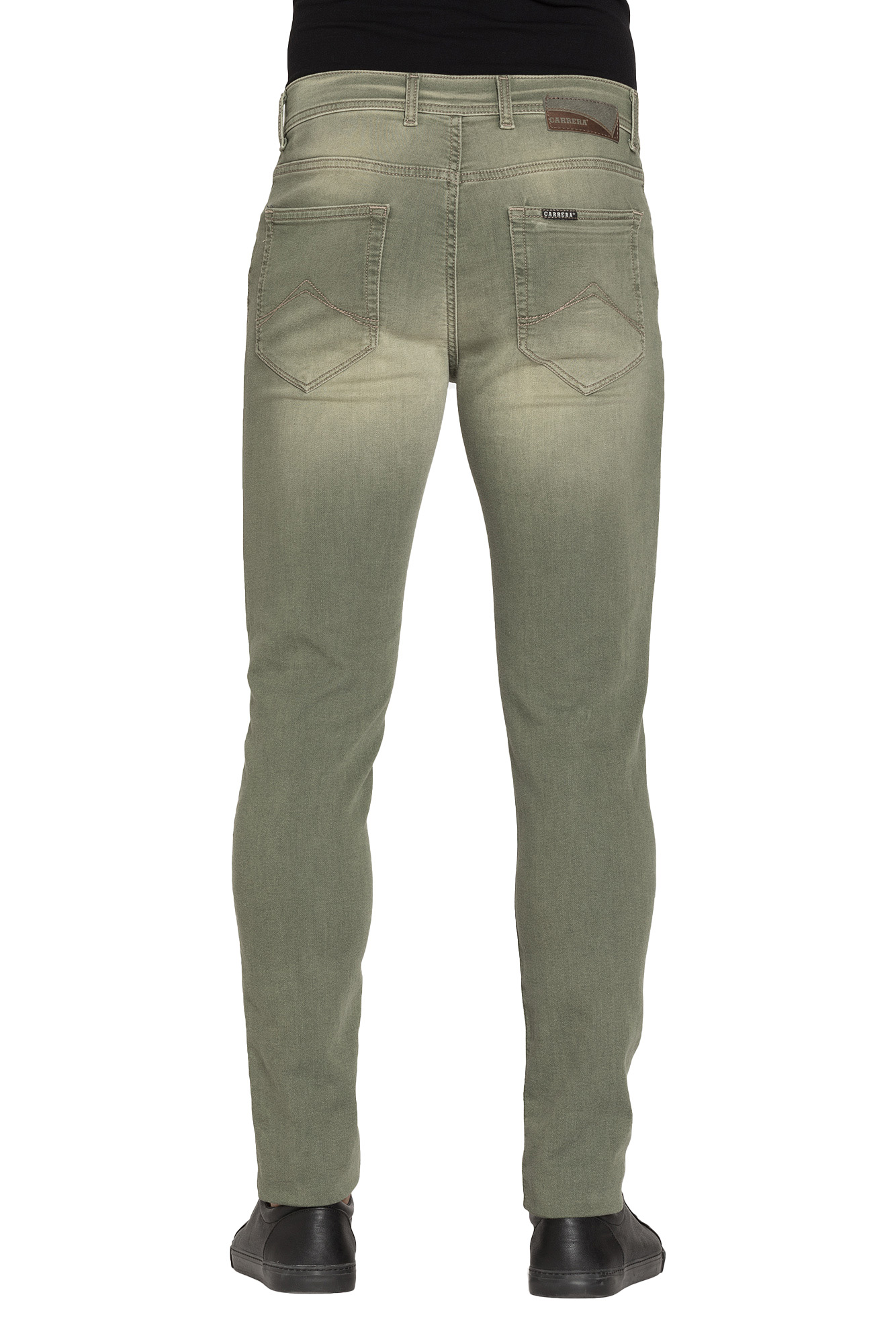 Carrera-Jeans-Jeans-per-uomo-tinta-unita miniatura 13