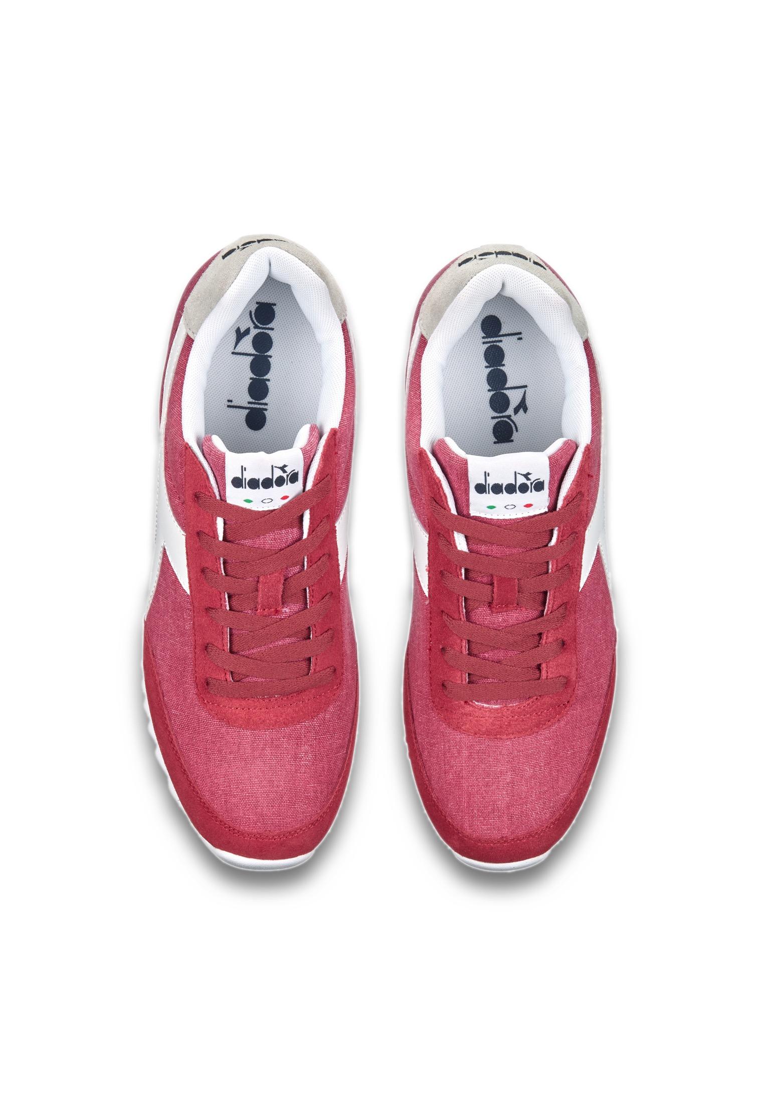 Scarpe-Diadora-Jog-Light-C-Sneakers-sportive-uomo-donna-vari-colori-e-taglie miniatura 4