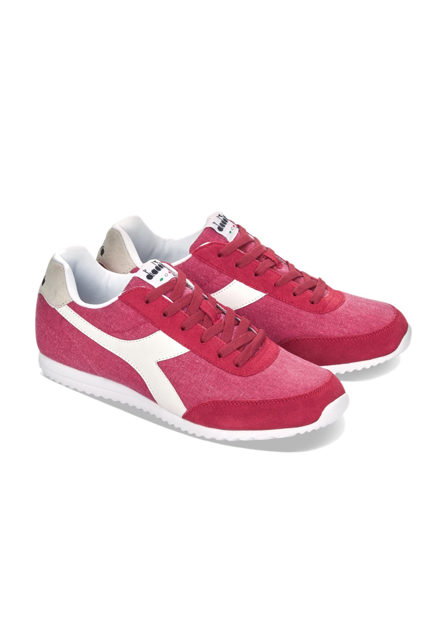 Scarpe-Diadora-Jog-Light-C-Sneakers-sportive-uomo-donna-vari-colori-e-taglie miniatura 5