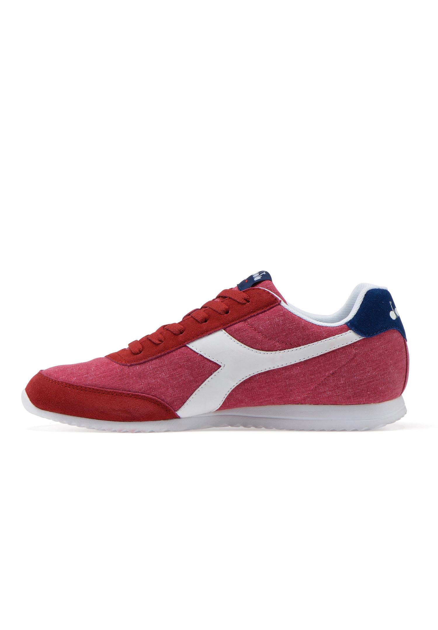 Scarpe-Diadora-Jog-Light-C-Sneakers-sportive-uomo-donna-vari-colori-e-taglie miniatura 9