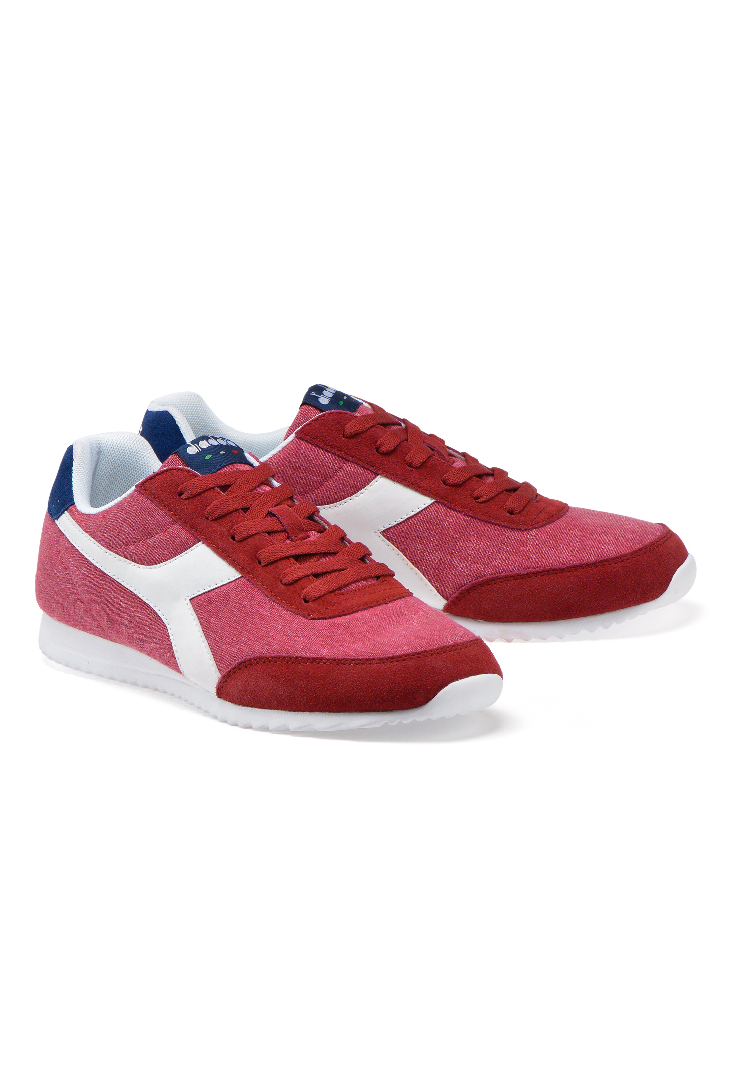 Scarpe-Diadora-Jog-Light-C-Sneakers-sportive-uomo-donna-vari-colori-e-taglie miniatura 12