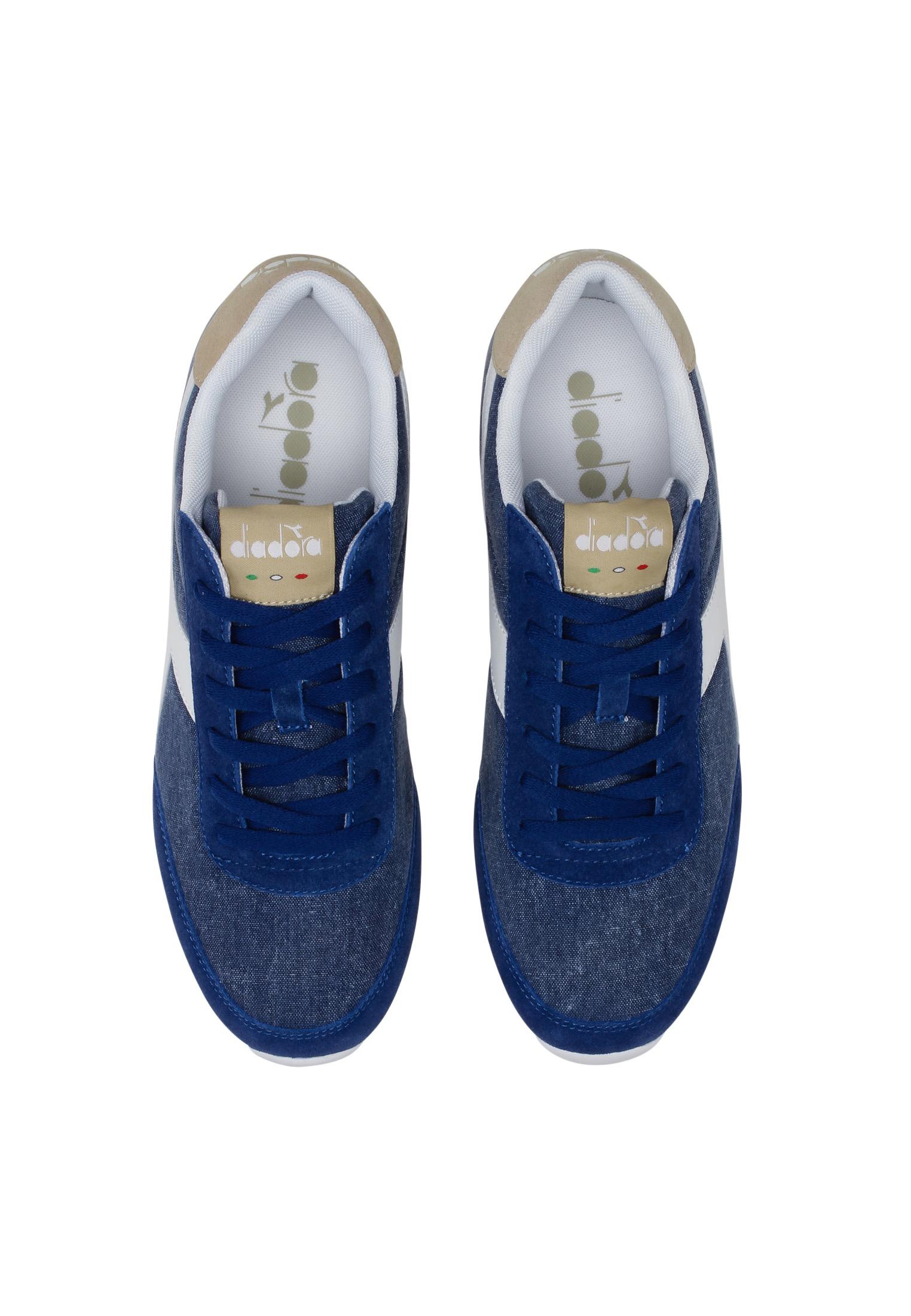 Scarpe-Diadora-Jog-Light-C-Sneakers-sportive-uomo-donna-vari-colori-e-taglie miniatura 17
