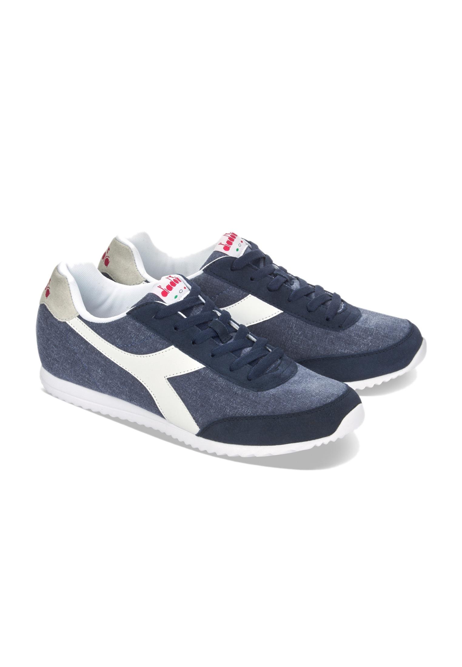 Scarpe-Diadora-Jog-Light-C-Sneakers-sportive-uomo-donna-vari-colori-e-taglie miniatura 23