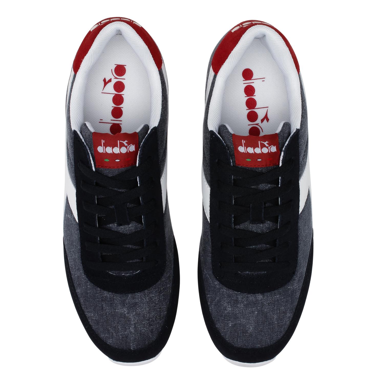 Scarpe-Diadora-Jog-Light-C-Sneakers-sportive-uomo-donna-vari-colori-e-taglie miniatura 29