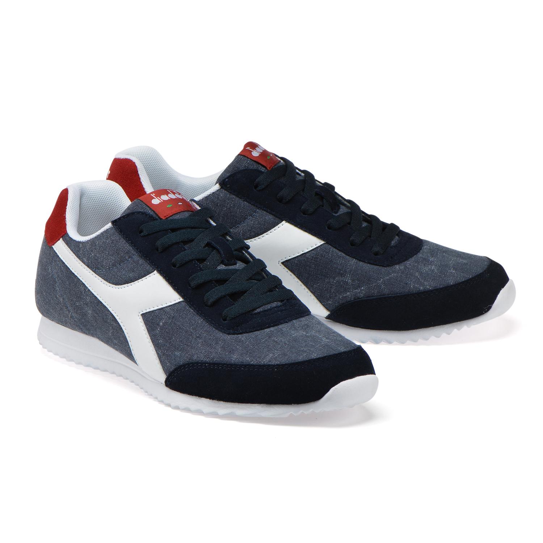 Scarpe-Diadora-Jog-Light-C-Sneakers-sportive-uomo-donna-vari-colori-e-taglie miniatura 30