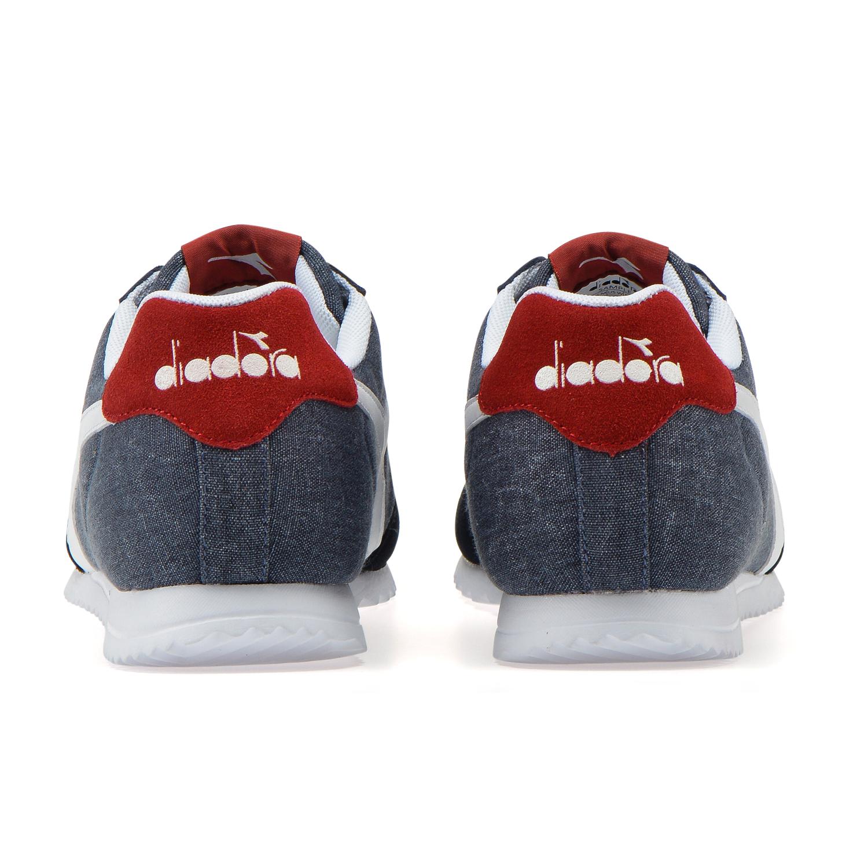 Scarpe-Diadora-Jog-Light-C-Sneakers-sportive-uomo-donna-vari-colori-e-taglie miniatura 31