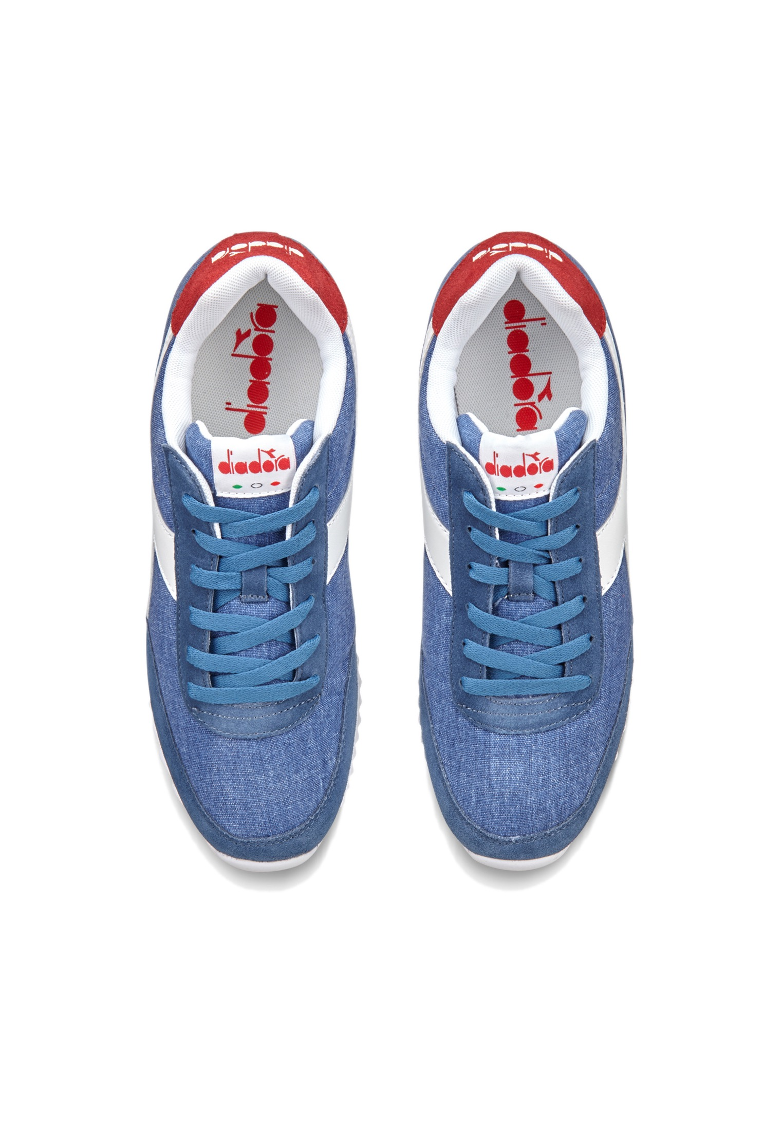 Scarpe-Diadora-Jog-Light-C-Sneakers-sportive-uomo-donna-vari-colori-e-taglie miniatura 34
