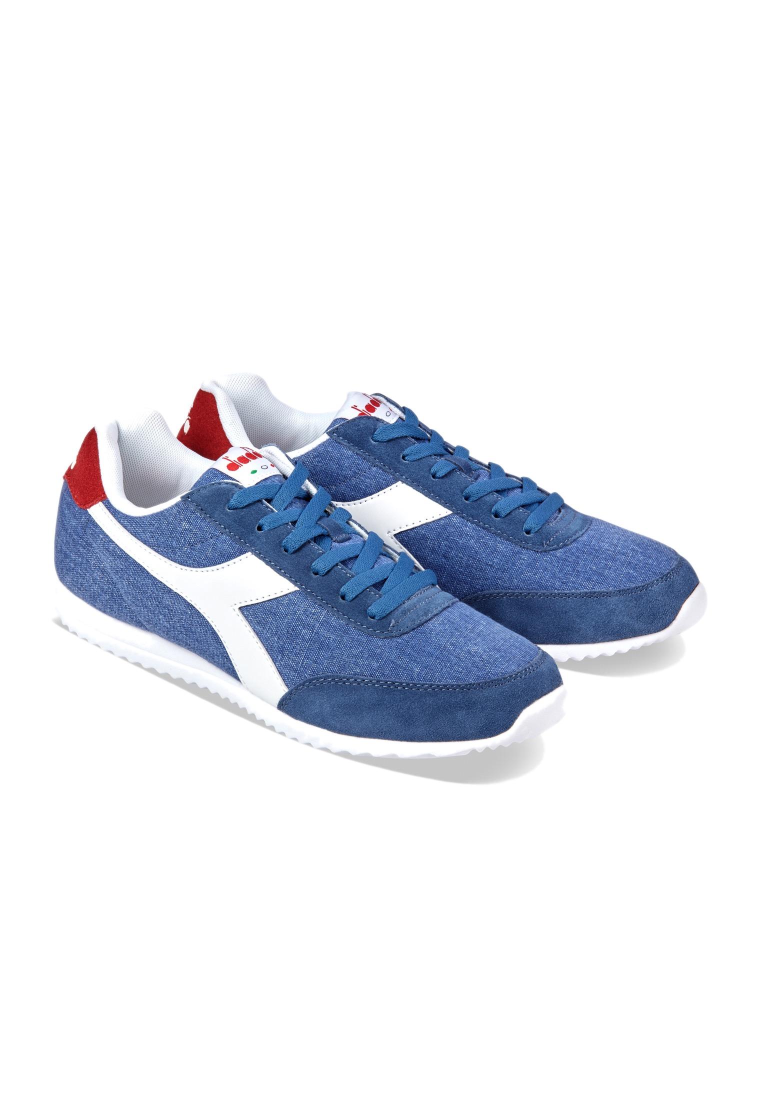 Scarpe-Diadora-Jog-Light-C-Sneakers-sportive-uomo-donna-vari-colori-e-taglie miniatura 35
