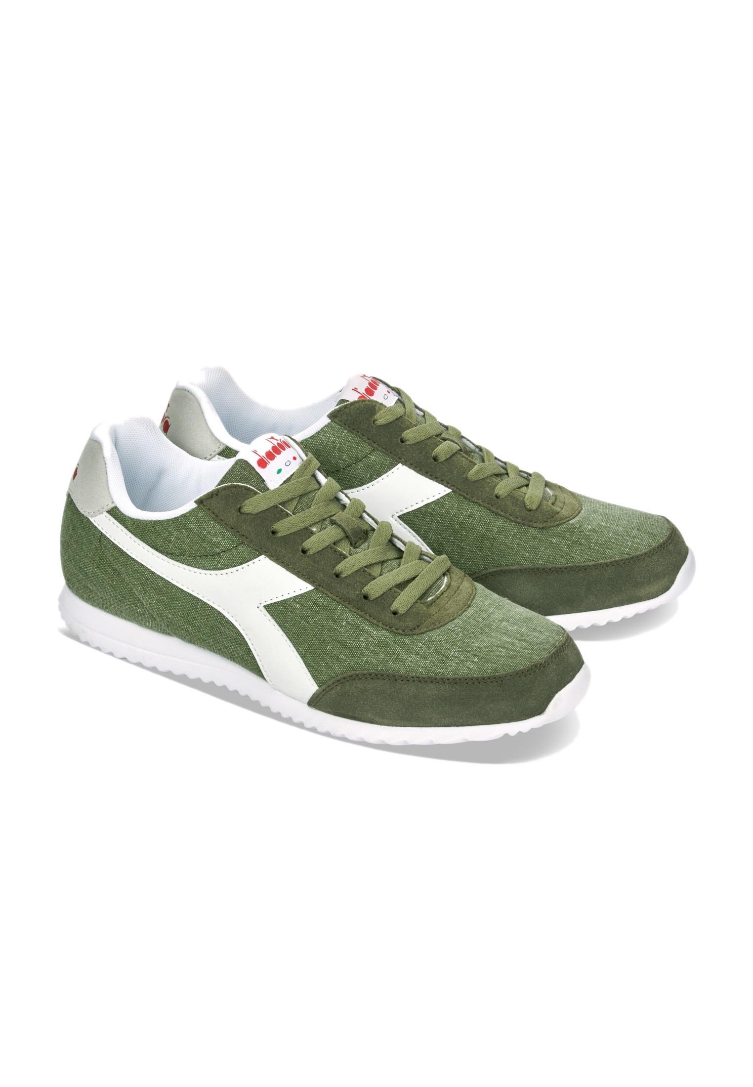 Scarpe-Diadora-Jog-Light-C-Sneakers-sportive-uomo-donna-vari-colori-e-taglie miniatura 47