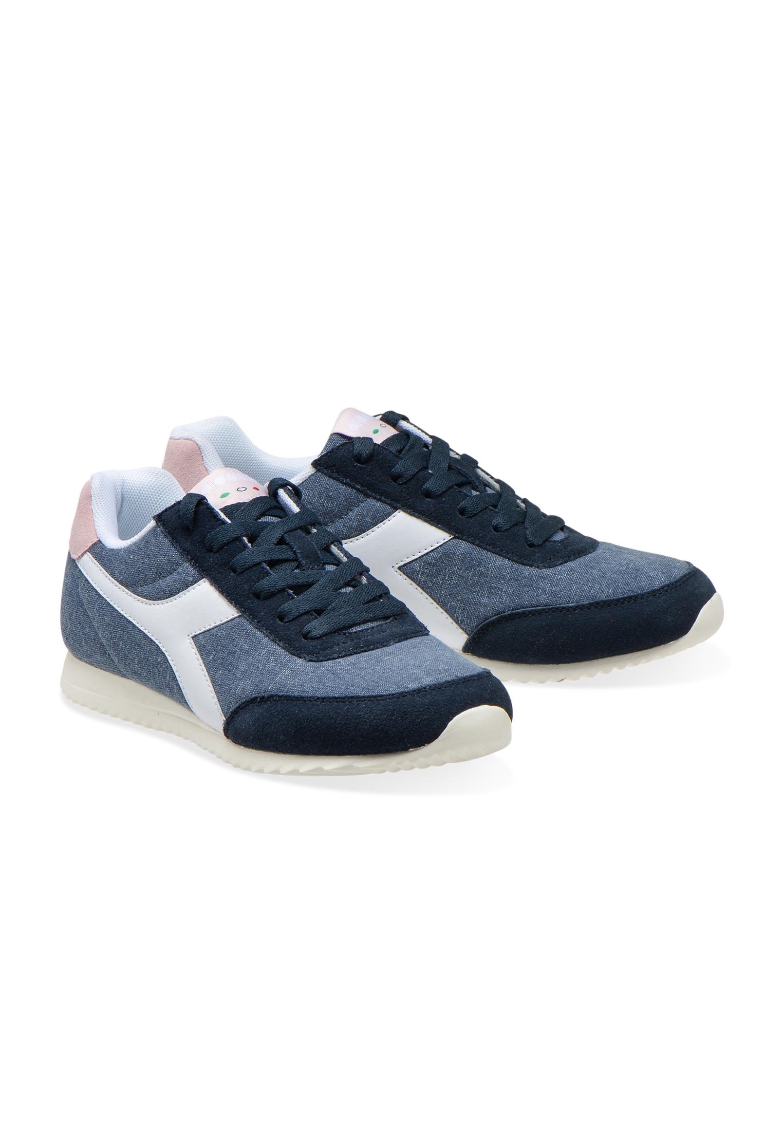 Scarpe-Diadora-Jog-Light-C-Sneakers-sportive-uomo-donna-vari-colori-e-taglie miniatura 53