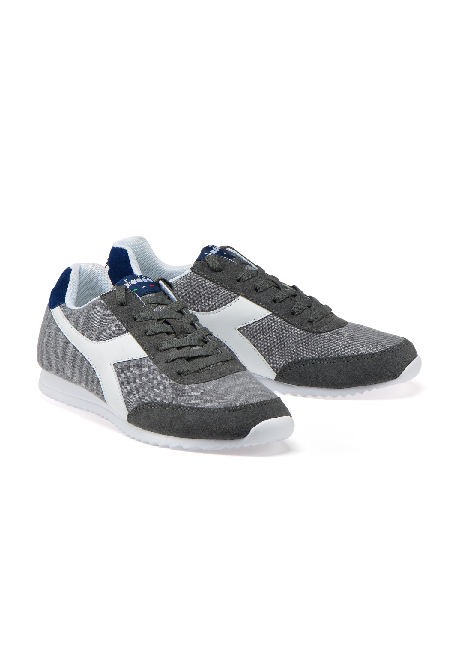 Scarpe-Diadora-Jog-Light-C-Sneakers-sportive-uomo-donna-vari-colori-e-taglie miniatura 78