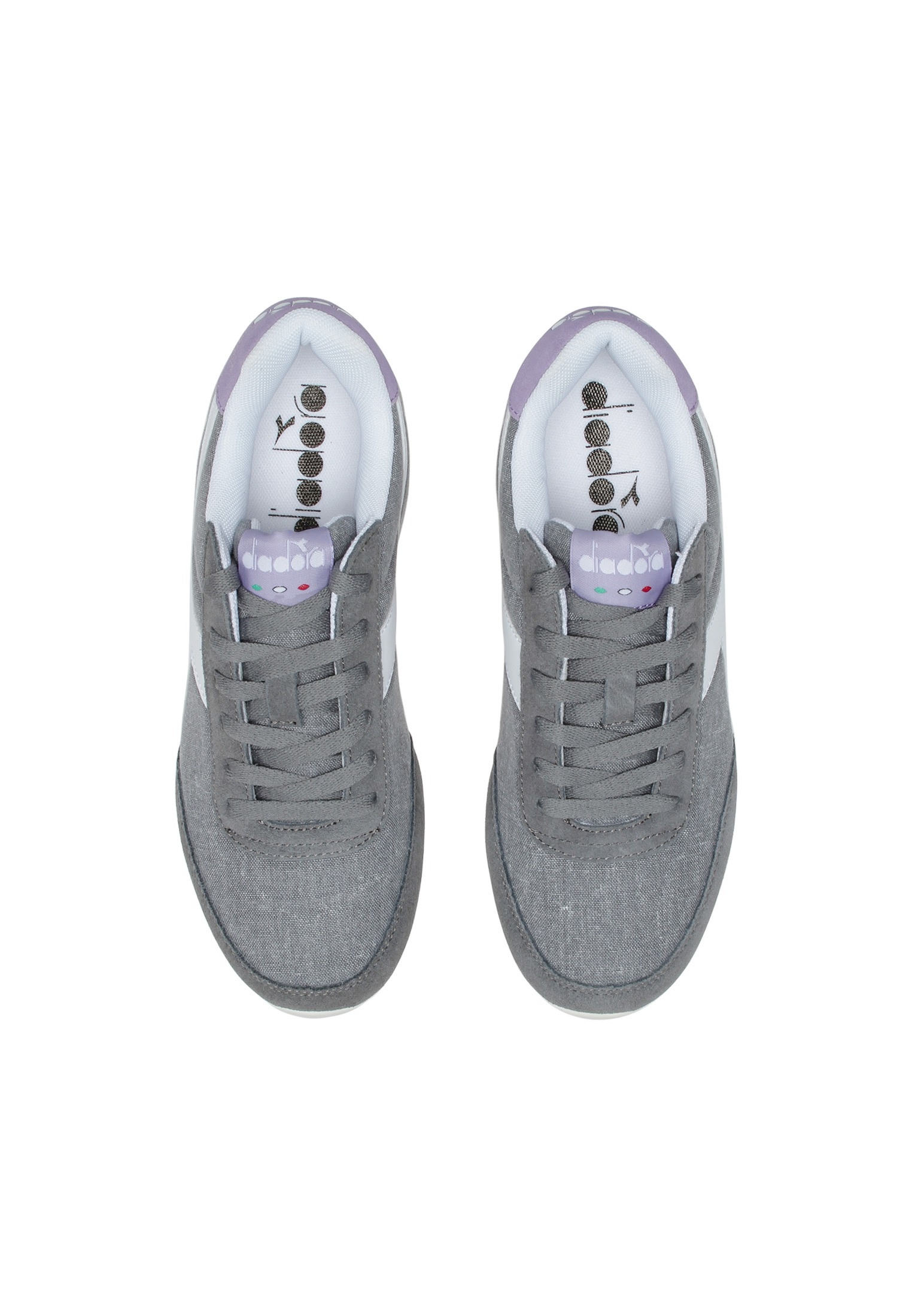 Scarpe-Diadora-Jog-Light-C-Sneakers-sportive-uomo-donna-vari-colori-e-taglie miniatura 84