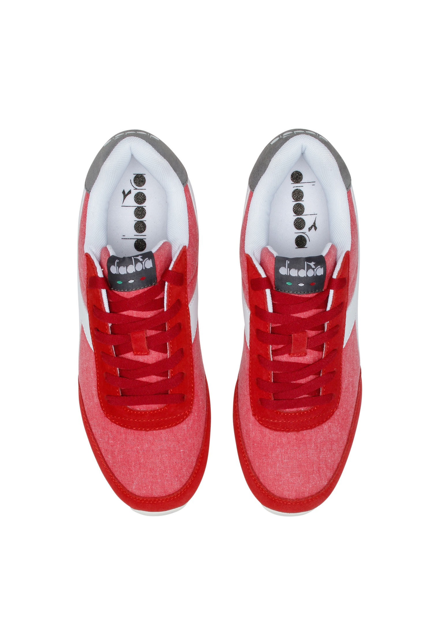 Scarpe-Diadora-Jog-Light-C-Sneakers-sportive-uomo-donna-vari-colori-e-taglie miniatura 90