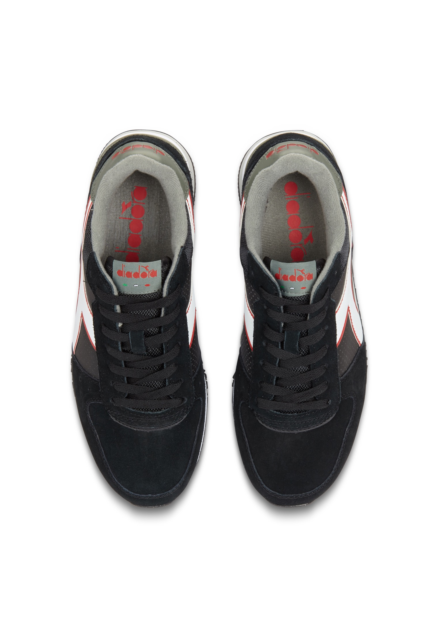 Diadora-Zapatillas-de-Deporte-MALONE-S-para-hombre-y-mujer miniatura 11