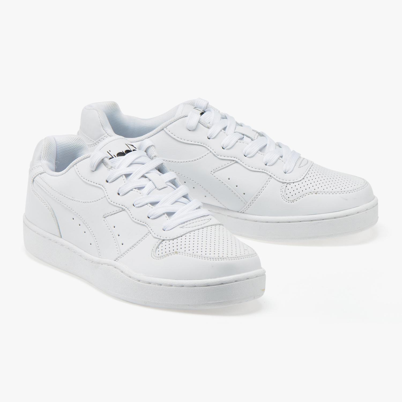 Scarpe-Diadora-Playground-Sneakers-sportive-uomo-donna-vari-colori-piu-taglie miniatura 6
