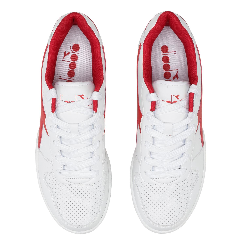 Scarpe-Diadora-Playground-Sneakers-sportive-uomo-donna-vari-colori-piu-taglie miniatura 11