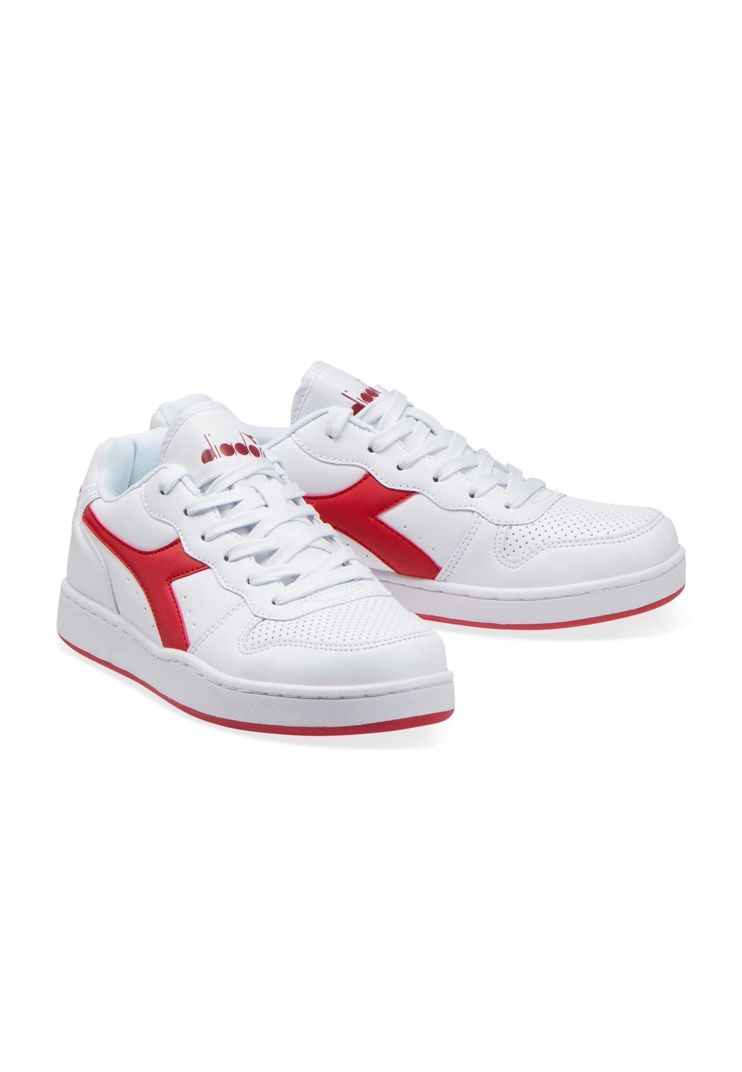 Scarpe-Diadora-Playground-Sneakers-sportive-uomo-donna-vari-colori-piu-taglie miniatura 17