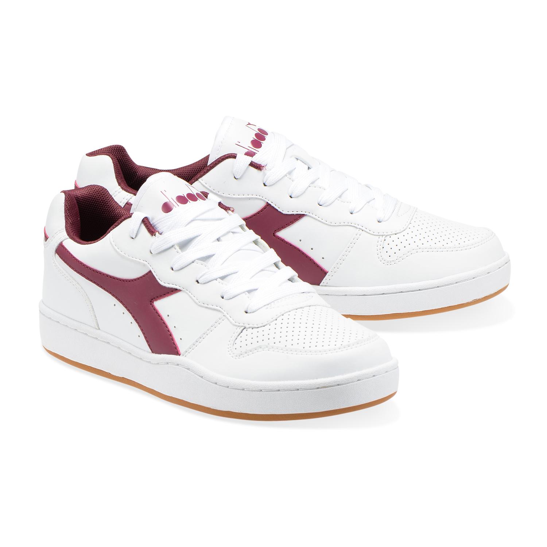 Scarpe-Diadora-Playground-Sneakers-sportive-uomo-donna-vari-colori-piu-taglie miniatura 23