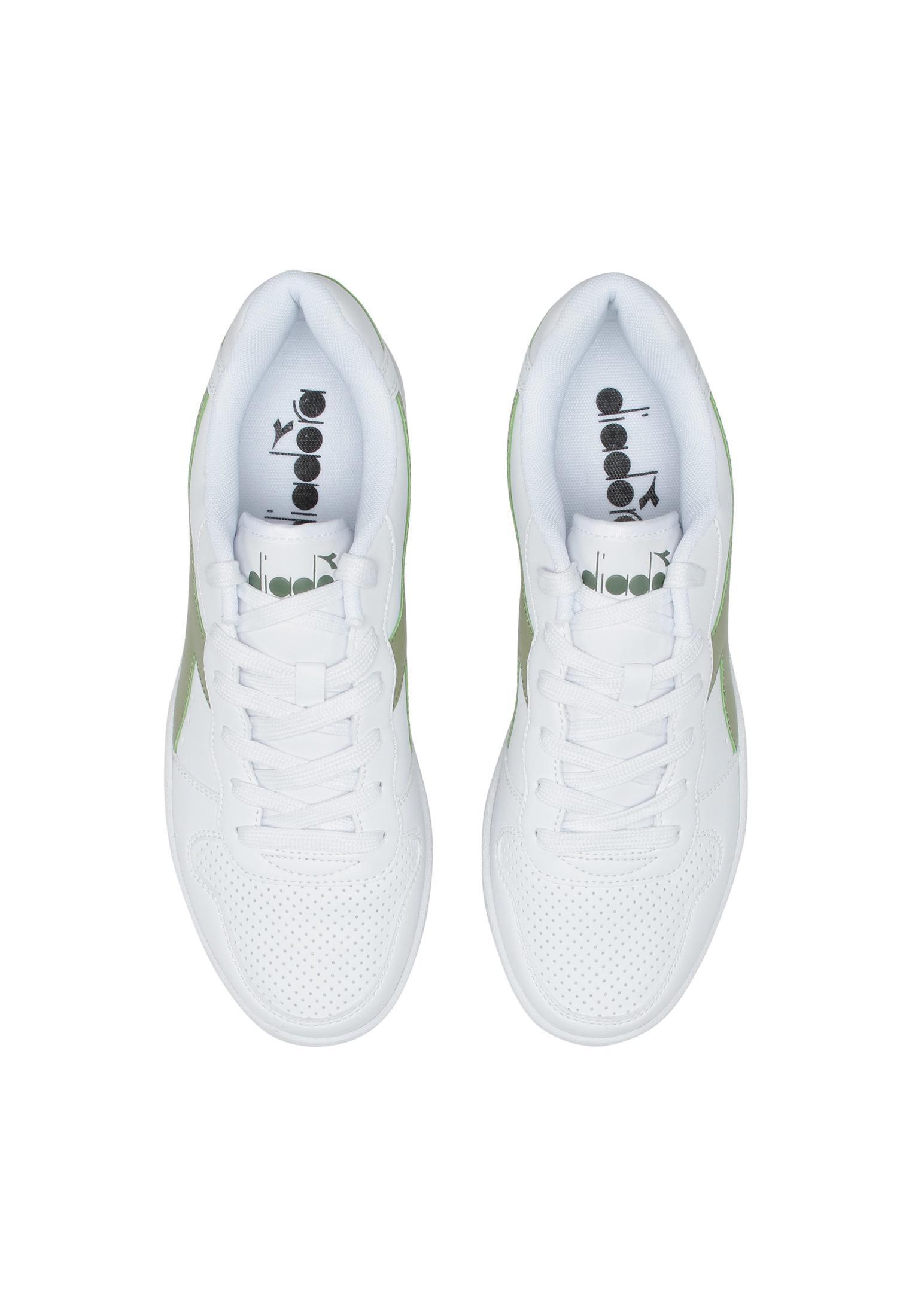 Scarpe-Diadora-Playground-Sneakers-sportive-uomo-donna-vari-colori-piu-taglie miniatura 36