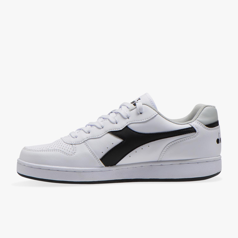 Scarpe-Diadora-Playground-Sneakers-sportive-uomo-donna-vari-colori-piu-taglie miniatura 40