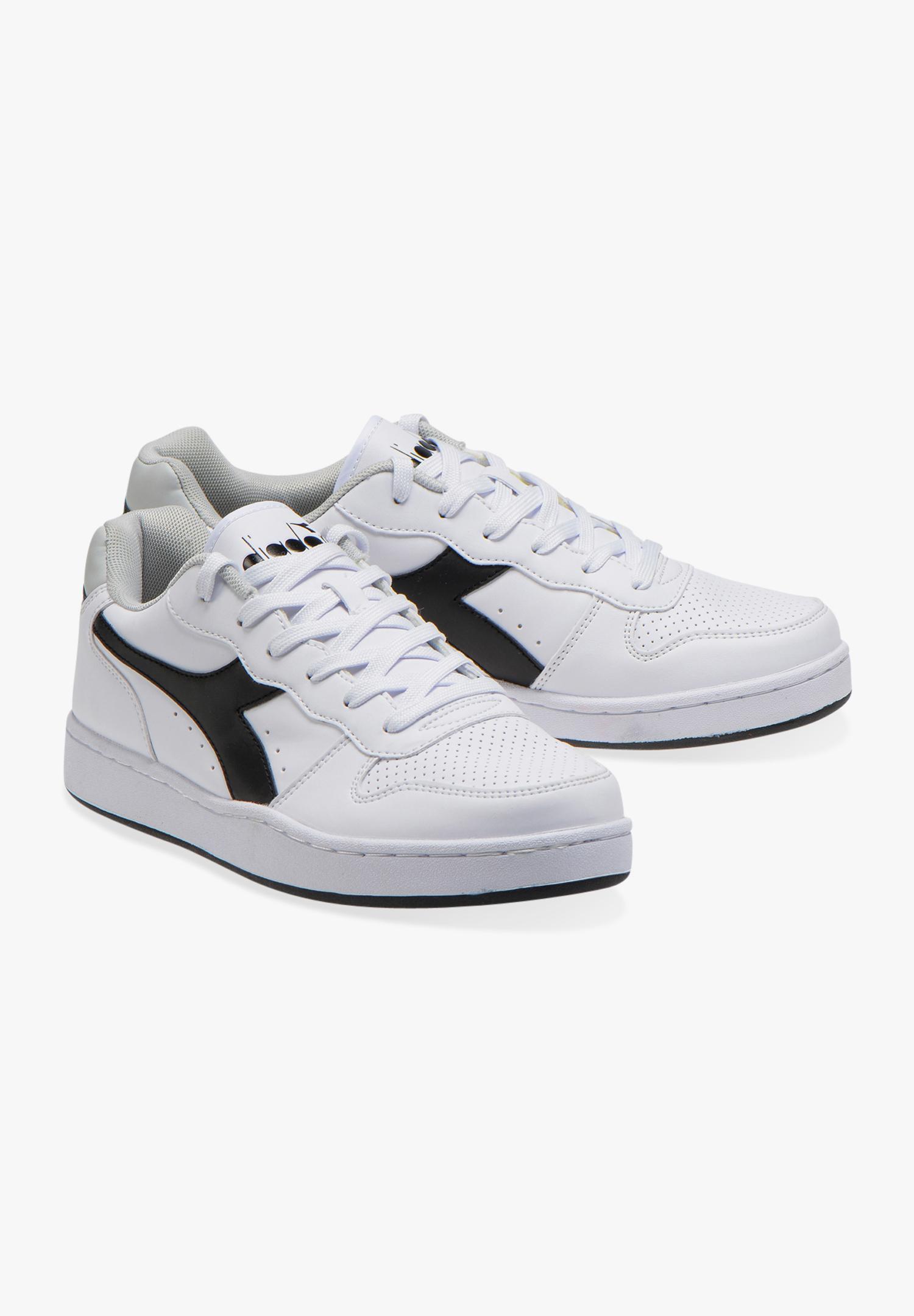 Scarpe-Diadora-Playground-Sneakers-sportive-uomo-donna-vari-colori-piu-taglie miniatura 42