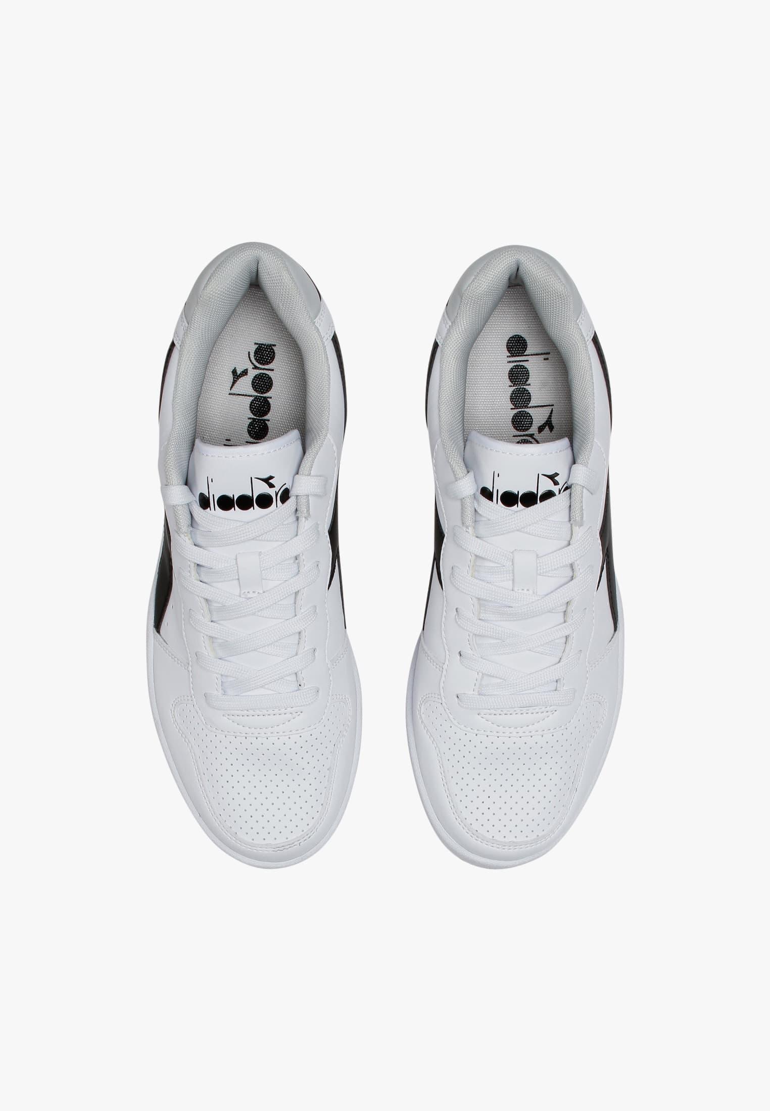 Scarpe-Diadora-Playground-Sneakers-sportive-uomo-donna-vari-colori-piu-taglie miniatura 43
