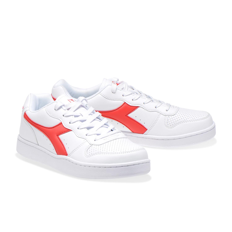 Scarpe-Diadora-Playground-Sneakers-sportive-uomo-donna-vari-colori-piu-taglie miniatura 48