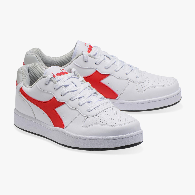 Scarpe-Diadora-Playground-Sneakers-sportive-uomo-donna-vari-colori-piu-taglie miniatura 54