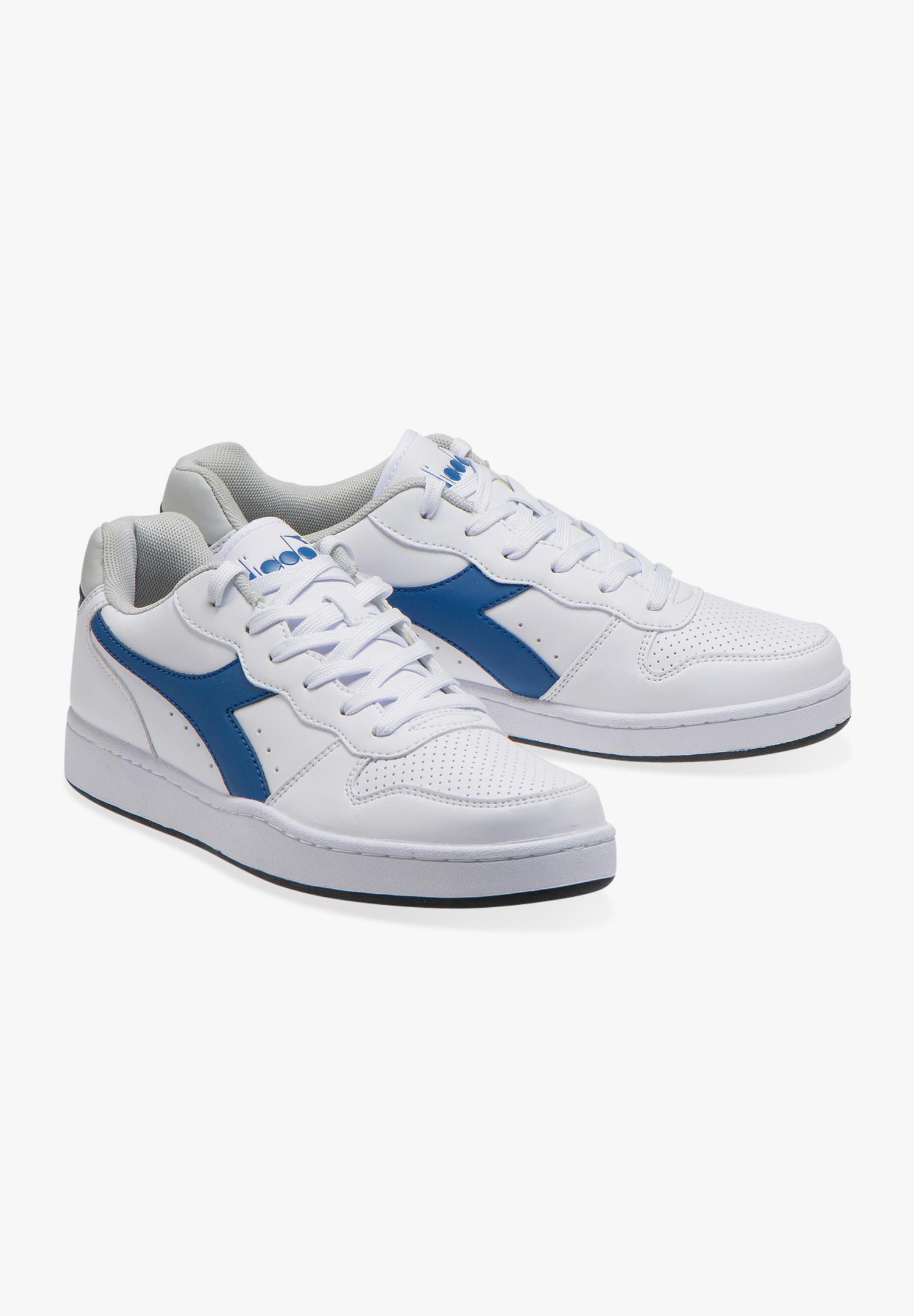 Scarpe-Diadora-Playground-Sneakers-sportive-uomo-donna-vari-colori-piu-taglie miniatura 66