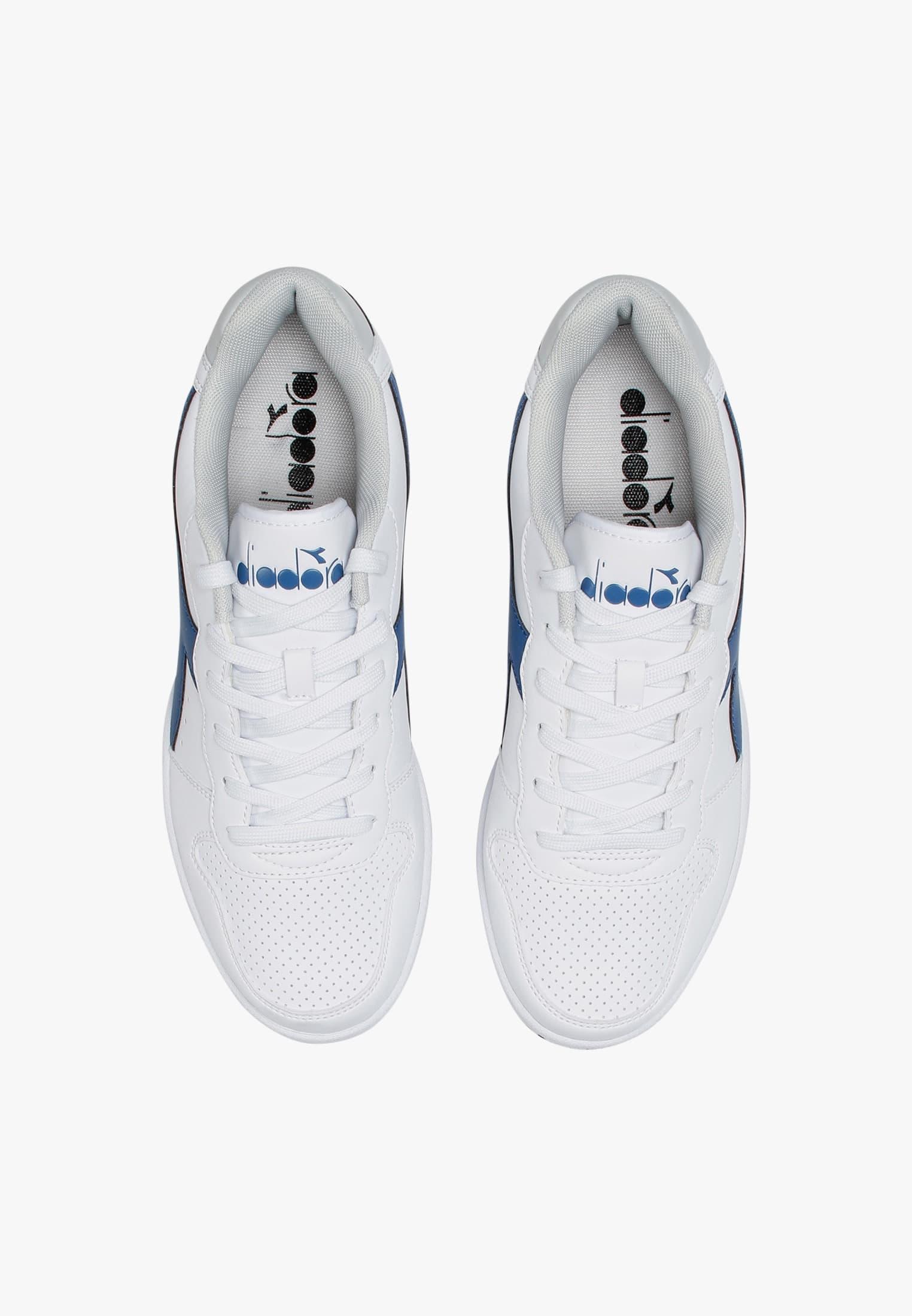 Scarpe-Diadora-Playground-Sneakers-sportive-uomo-donna-vari-colori-piu-taglie miniatura 67
