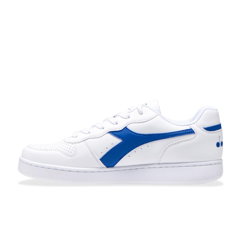 Scarpe-Diadora-Playground-Sneakers-sportive-uomo-donna-vari-colori-piu-taglie miniatura 70