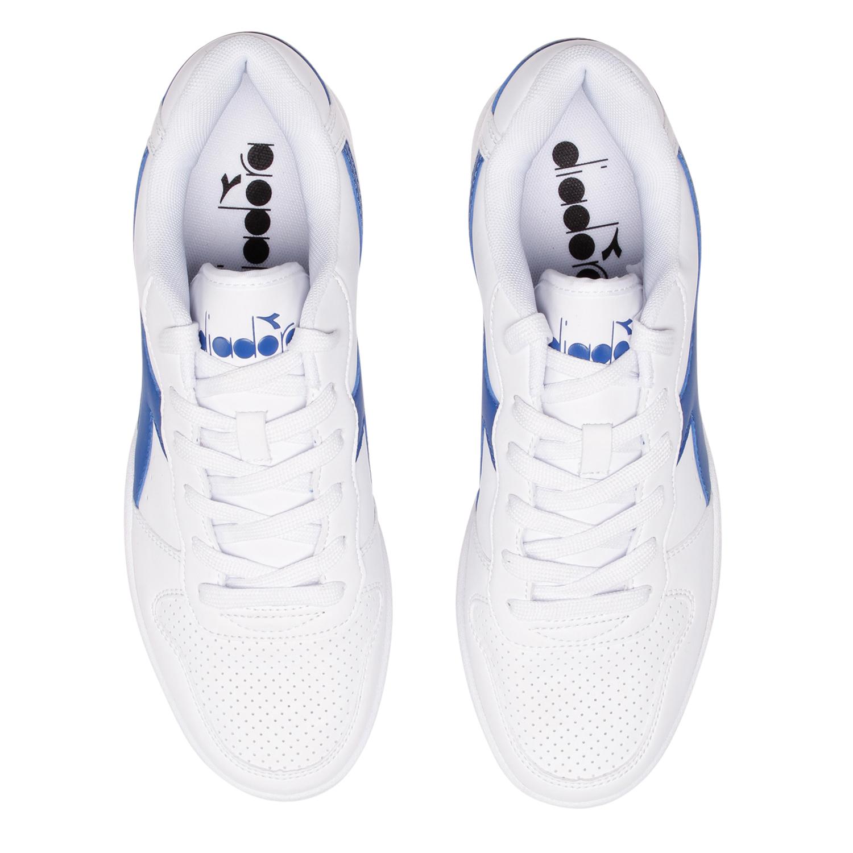 Scarpe-Diadora-Playground-Sneakers-sportive-uomo-donna-vari-colori-piu-taglie miniatura 73