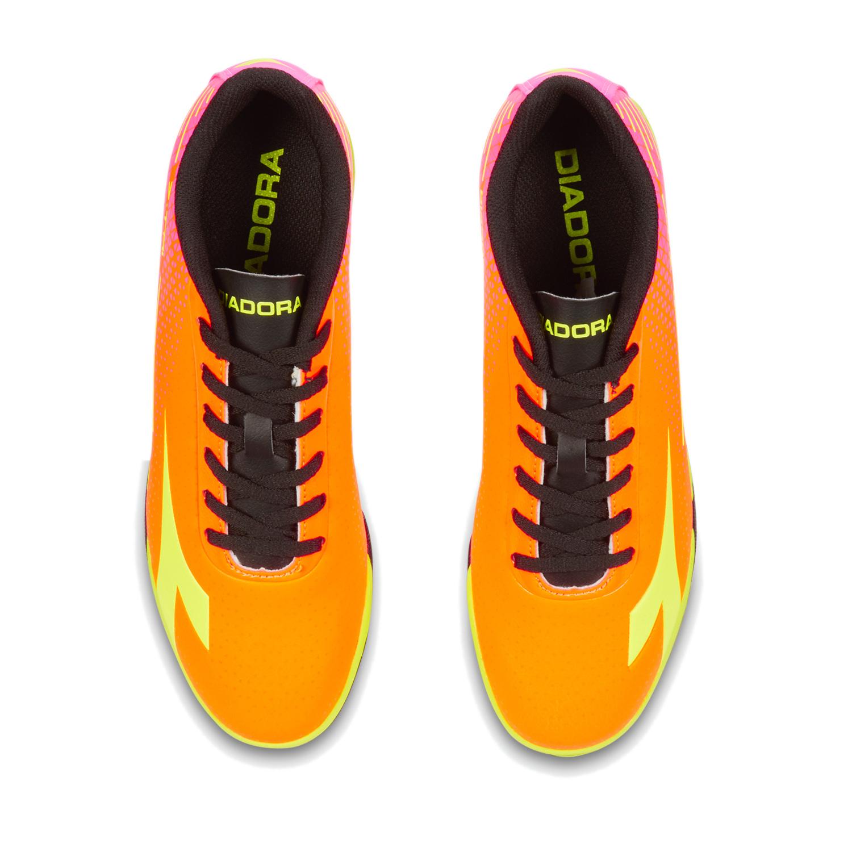 Scarpe-Diadora-da-calcio-7-TRI-TF-per-uomo-vari-colori-e-taglie miniatura 4