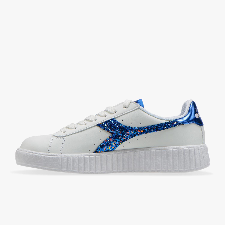 Dettagli su Diadora Sneakers GAME P STEP WN per donna