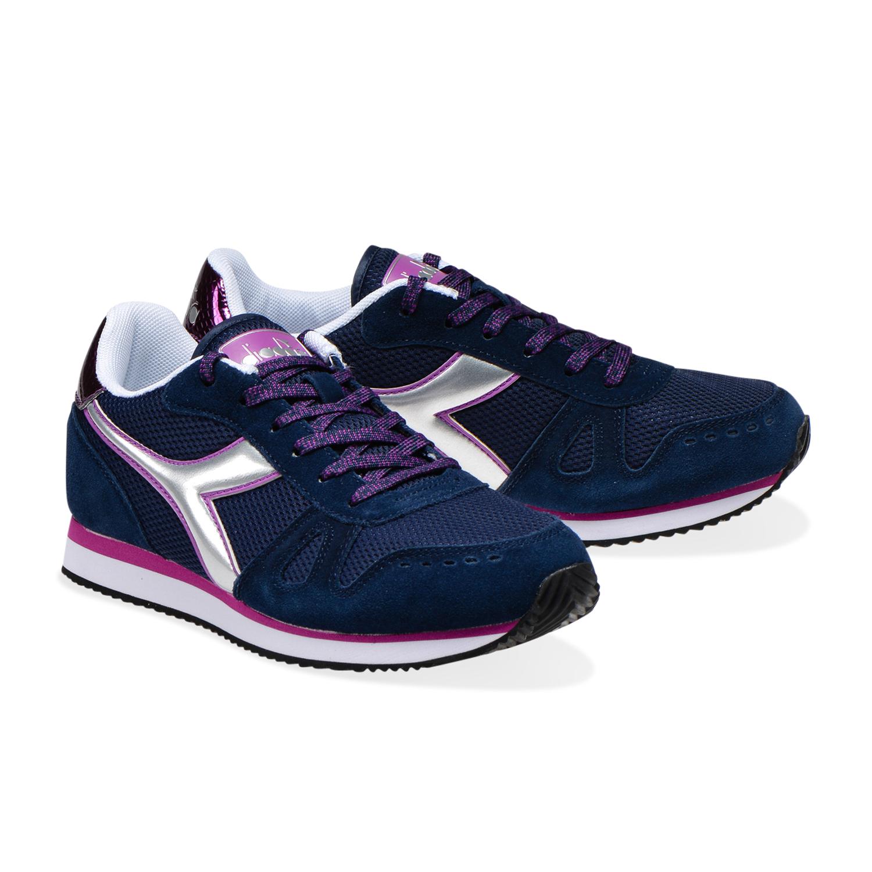 miniatura 23 - Diadora - Sneakers SIMPLE RUN WN per donna