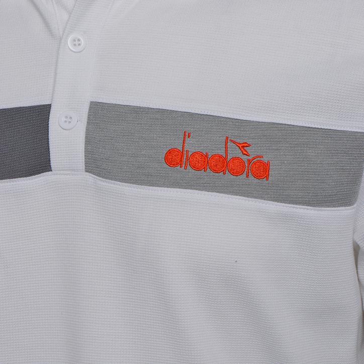 Tennis Polo Polo Statement SS for Man Diadora
