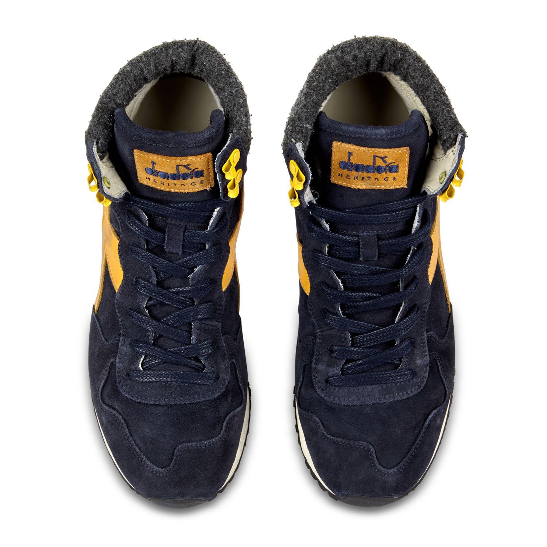 Diadora Heritage Sneakers Trident Mid S SW per Uomo IT 43