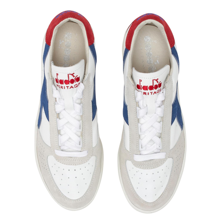 Dettagli su Diadora Heritage Sneakers B.ELITE S L per uomo e donna