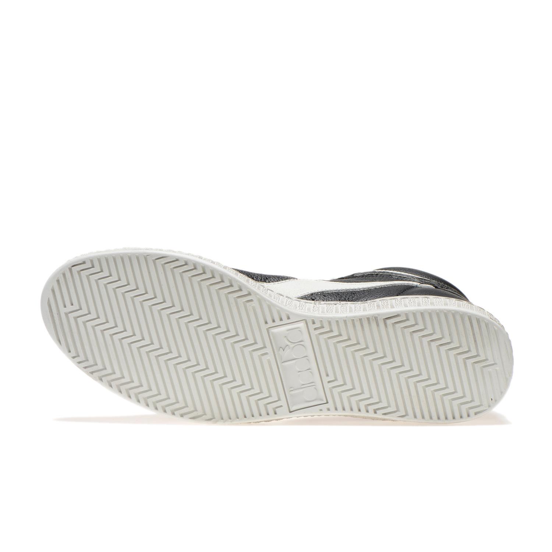 Scarpe-Diadora-Game-L-High-Waxed-Sneakers-uomo-donna-vari-colori-e-taglie miniatura 3