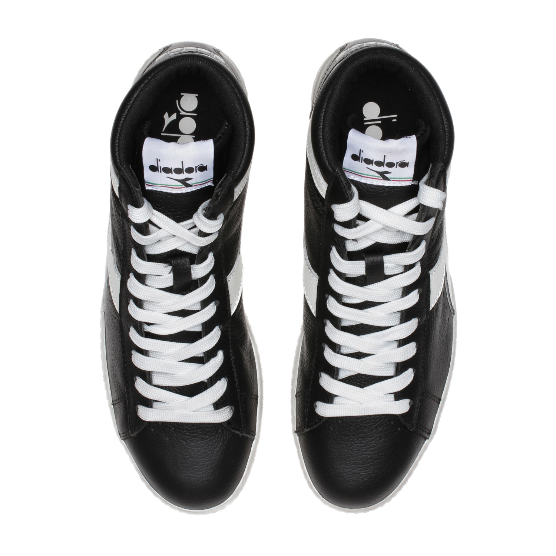 Scarpe-Diadora-Game-L-High-Waxed-Sneakers-uomo-donna-vari-colori-e-taglie miniatura 4