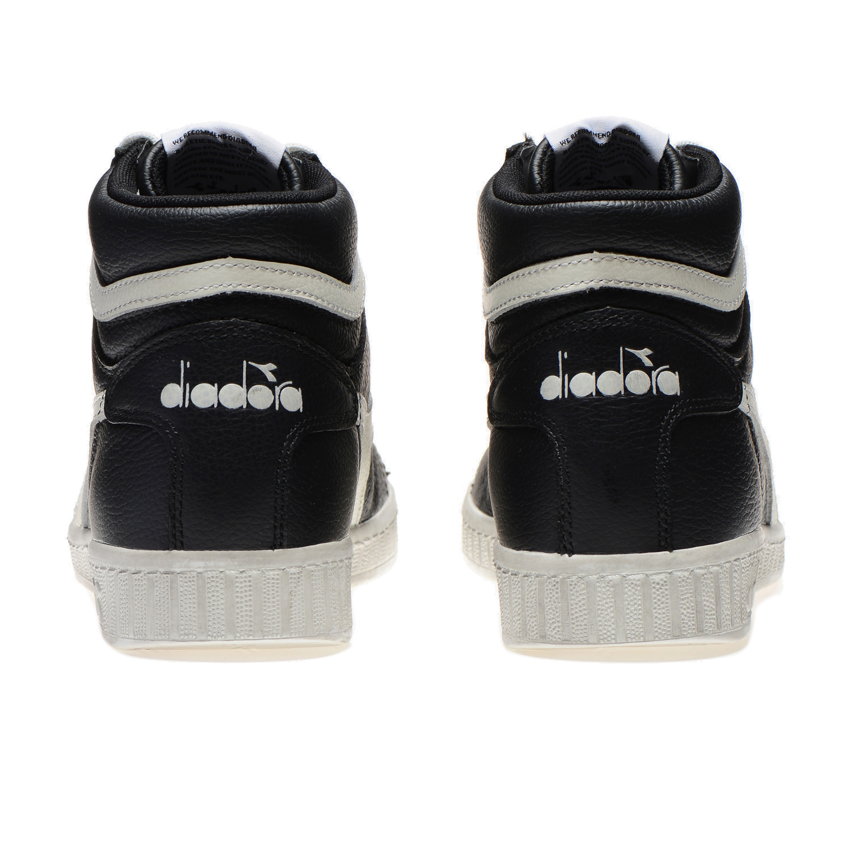Scarpe-Diadora-Game-L-High-Waxed-Sneakers-uomo-donna-vari-colori-e-taglie miniatura 6