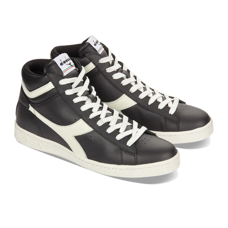Scarpe-Diadora-Game-L-High-Waxed-Sneakers-uomo-donna-vari-colori-e-taglie miniatura 10
