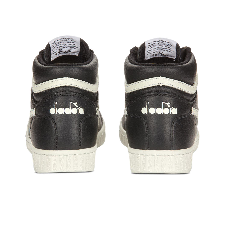 Scarpe-Diadora-Game-L-High-Waxed-Sneakers-uomo-donna-vari-colori-e-taglie miniatura 11